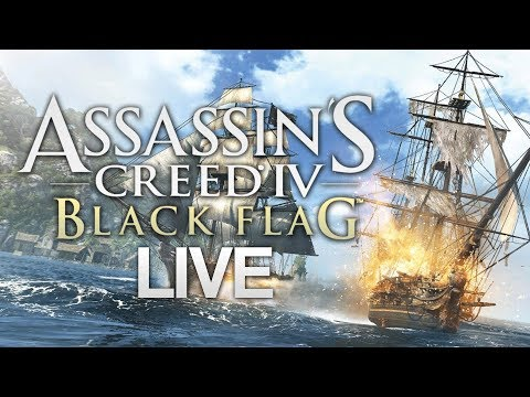 Assassin's Creed IV: Black Flag | Side Activities & Open World Banter [Live Archive]
