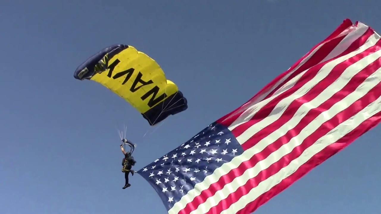 Image result for fleetweek sf 2018 parachute team