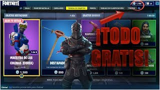 HOW TO GET EVERYTHING FREE IN FORTNITE FAST AND LEGAL WORKS 100% NOT FALSE
