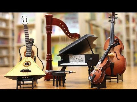 English Mastery  Musical Instruments  Vocabulary Building # 4