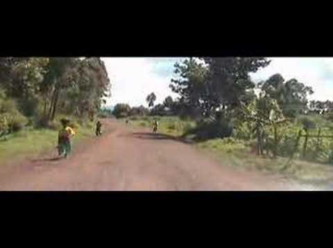 Uganda travel