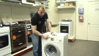 видео Основные технические характеристики стиральной машины