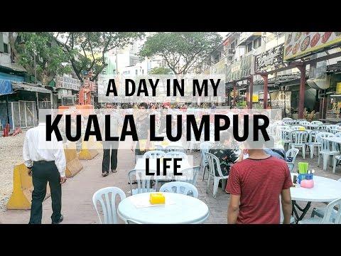 A Day in Kuala Lumpur - Expat Life