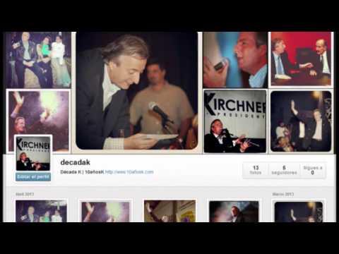 "Documental Interactivo Web ""10añosK"""