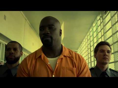 Luke Cage gets out of prison - The Defenders