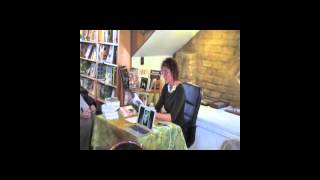 Part II, of Kerstin's talk at Moby Dickens Bookstore, Taos, NM