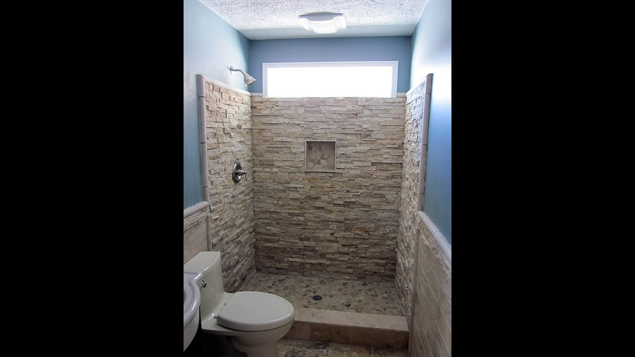 Small Bath Tub Shower Trends Popular YouTube - Bathroom remodel changing tub to shower