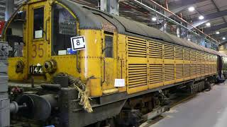 London Underground battery-electric locomotives | Wikipedia audio article