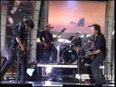 The Clash Joe Strummer Tribute Grammys 2003 London Calling