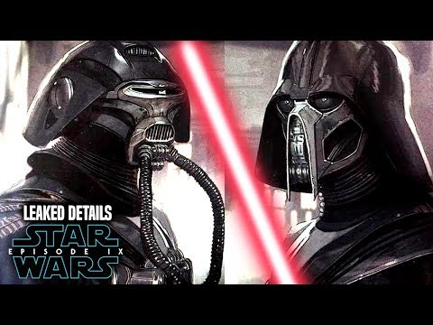 Star Wars Episode 9 Kylo Rens New Mask! Leaked Details & Potential Spoilers