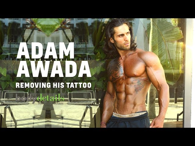 Getting My Chest Tattoo Removed | Laser Tattoo Removal | Adam Awada | Body Details