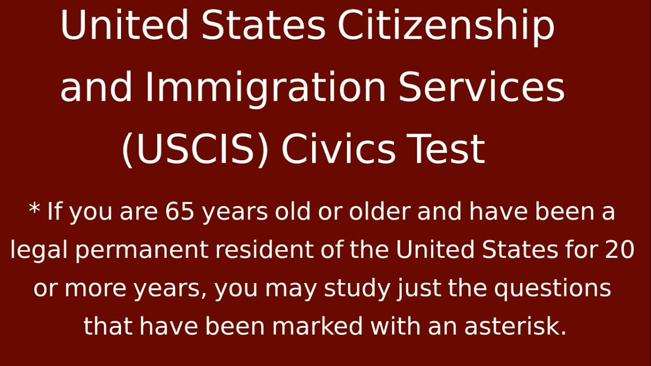 picture about Printable United States Citizenship Test identified as US Citizenship Naturalization Examine 2015 Formal (All 100 Issues and Alternatives) Significant Print High definition