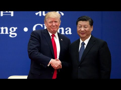 President Trump tweets disappointment in China