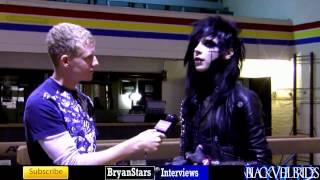 Black Veil Brides Interview Andy Six 2010 (LEGENDADO)