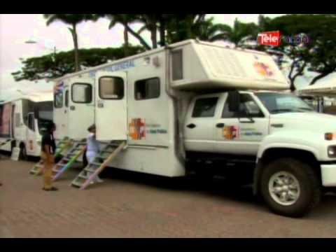 Armada del Ecuador realizó jornada de atención médica gratuita
