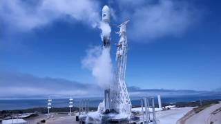 Twin Spacecraft Launch to Track Earth's Water Movement