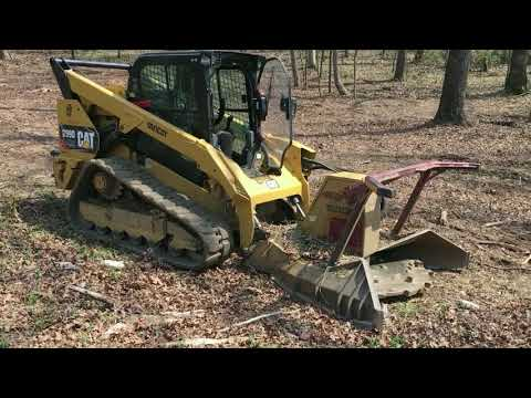 Affordable Land Clearing W/Brush Grinder/Forestry Mulcher