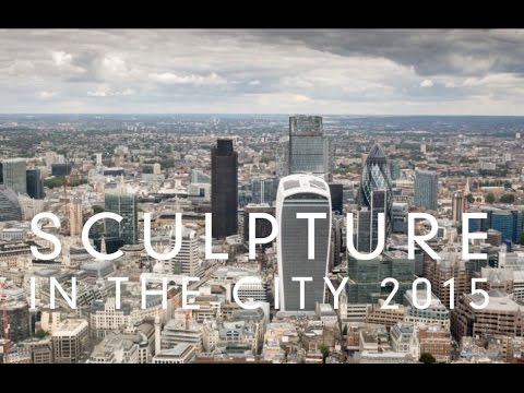 Sculpture in the City 2015