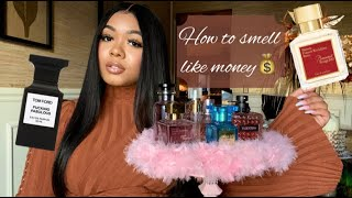 2020 LUXURY PERFUME COLLECTION| MOST COMPLIMENTED SCENTS FOR WOMEN