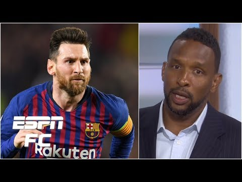 Is Lionel Messi the GOAT? Shaka Hislop vigorously defends his position | Champions League