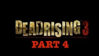 DEAD RISING 3: PART 4 - THE DISPUTE, CONSTRUCTION SITE, ZOMBIE PORN, THE PLANE