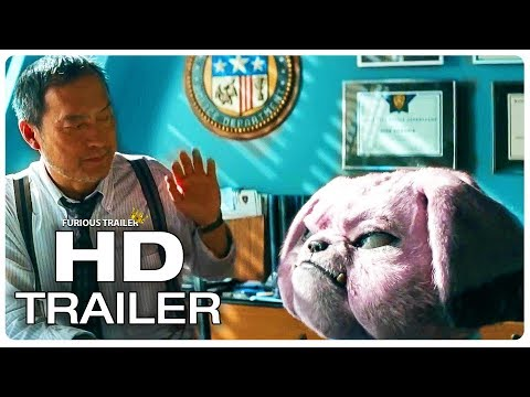 POKEMON Detective Pikachu Trailer #2 Snubbull Reveal (NEW 20