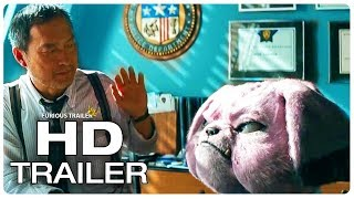 POKEMON Detective Pikachu Trailer #2 Snubbull Reveal (NEW 2019) Ryan Reynolds Comedy Movie HD