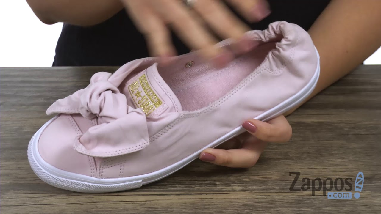 Converse Chuck Taylor® All Star® Dainty Ballerina Slip On Ox SKU:#8078429