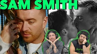 "Download SAM SMITH ""Kids Again"" Aussie Metal Heads Reaction"