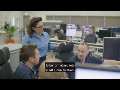 Rio Tinto partners with TAFE to deliver Australia's first automation qualifications