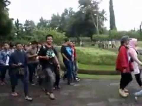 Study Tours SMF Bengkulu ( Jakarta-Jogja-Bandung) 2012