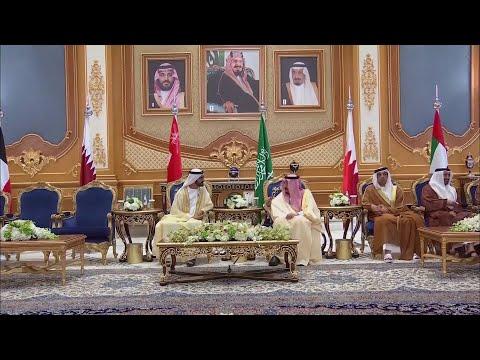 مواقف متطابقة بين السعودية والإمارات حول القضايا ذات الاهتمام المشترك