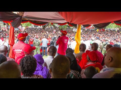 We will bury you, President Kenyatta tells Al Shabaab over Lamu attacks