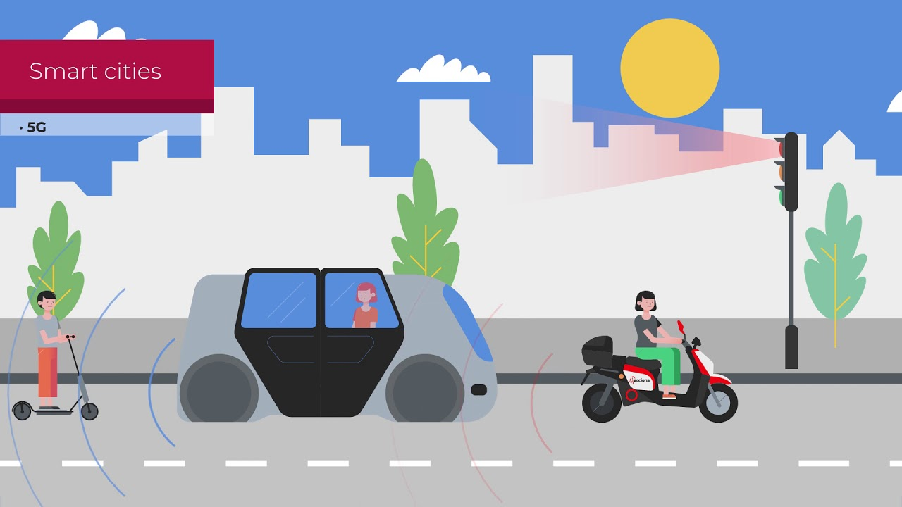 New urban mobilty: for the people | ACCIONA