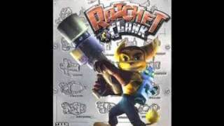 Ratchet and Clank PS2 Gemlik Base