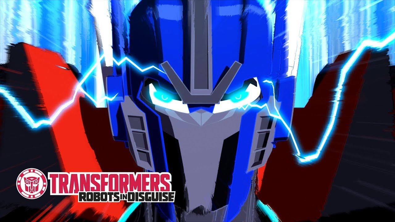 Download Optimus Prime Reborn' Official Clip ⚡ Robots in Disguise Season 1 | Transformers Official