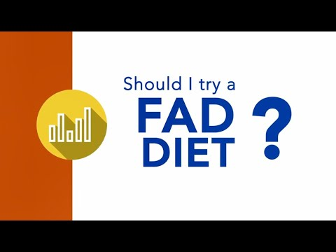 Should I try a fad diet? | Beaumont Weight Control Center