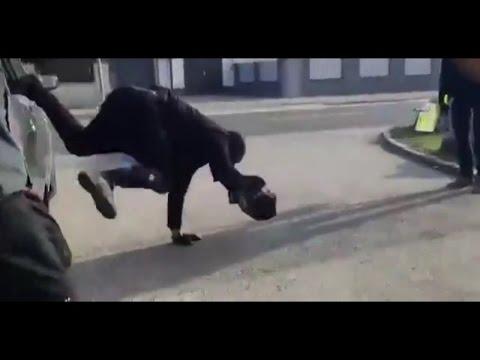 Оператор - Ниндзя. Ninja Cameraman.