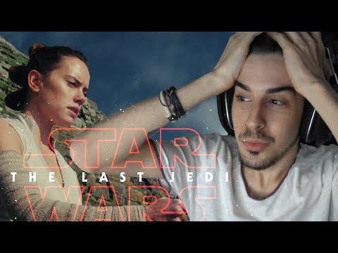 REACCIONANDO AL TRAILER DE STAR WARS: THE LAST JEDI