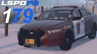 GTA 5 LSPDFR SP #179 Minnesota State Patrol