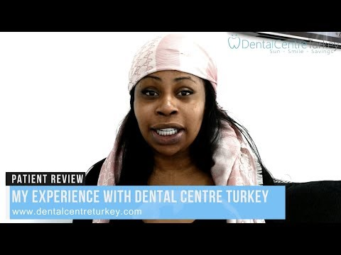 My experience with Dental Centre Turkey