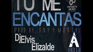 Tu me encantas   Ander Remix Extended DjElvis Elizalde