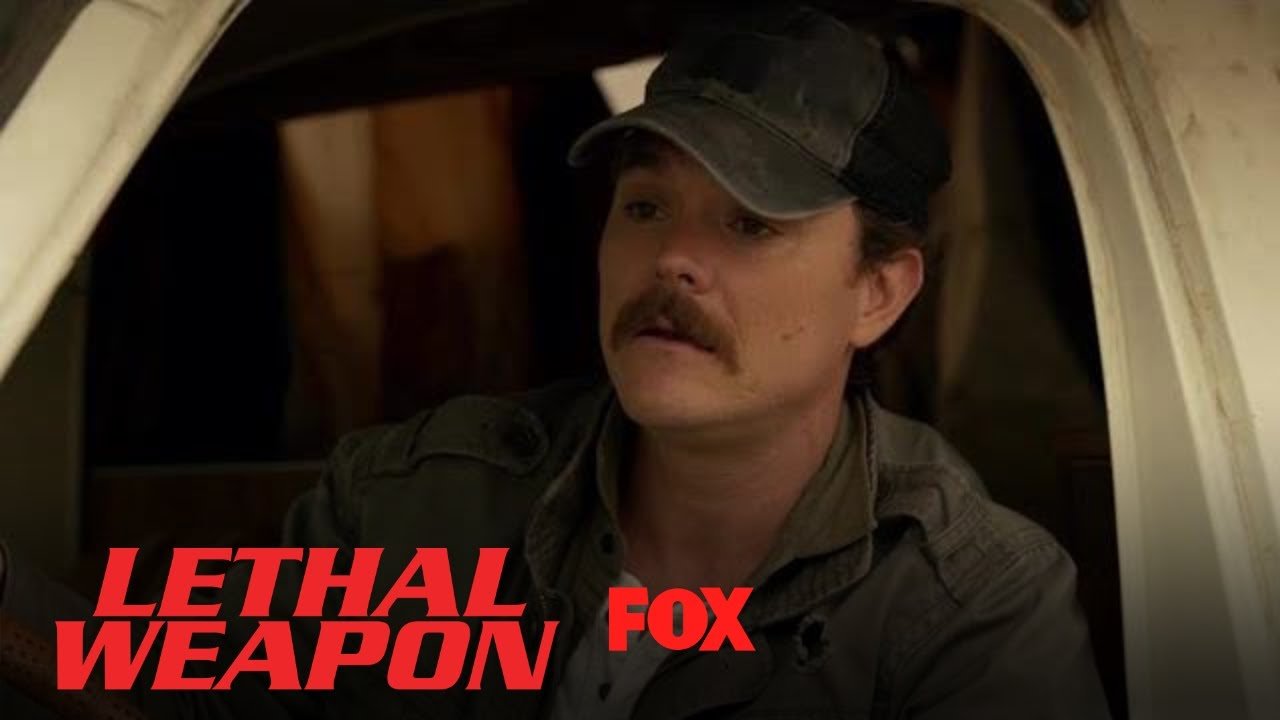 Riggs Searches A Woman's Mobile Home | Season 2 Ep. 15 | LETHAL WEAPON