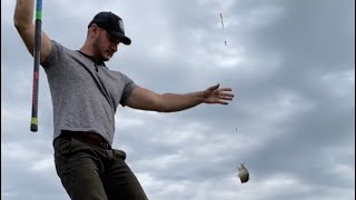 Рыбалка на карпа и сазана в Чечне Рыбалка удалась Оборвал леску крупный карп или сазан