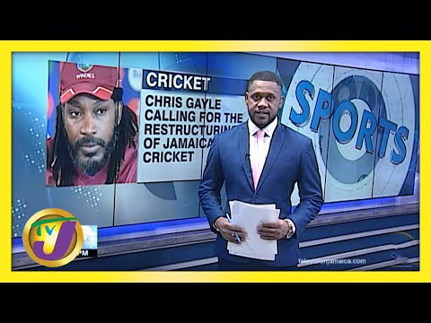 Jamaica's Cricket in Need of Restructuring - Chris Gayle   TVJ Sports News