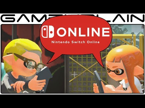 Nintendo Switch Online App Impressions DISCUSSION - SplatNet 2, Voice Chat, & Problems