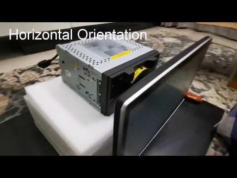 12.8 Inch Rotating Head Unit