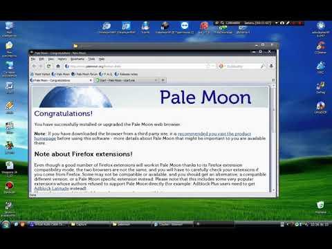 Лучший браузер для WindowsXP в 2018 C поддержкой H.264 часть 2