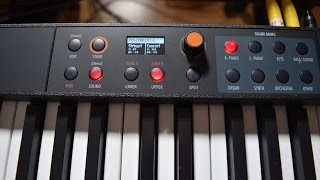 StudioLogic Numa Compact 2 - Factory Demo Sounds