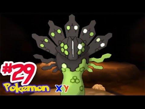 "Let's Play Pokemon XY #29 จับ ซีการ์ด ""Zygarde""  โปเกม่อนในตำนาน!"